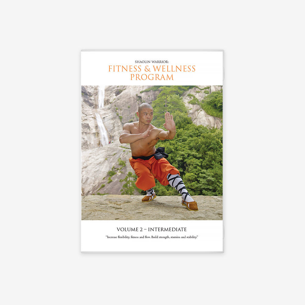 Shaolin Fitness And Wellness Program -  Level 2 - shifuyanlei.myshopify.com