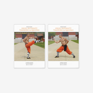 Shaolin Burn: High Intensity Training And Qigong – 2 x DVD Bundle - shifuyanlei.myshopify.com