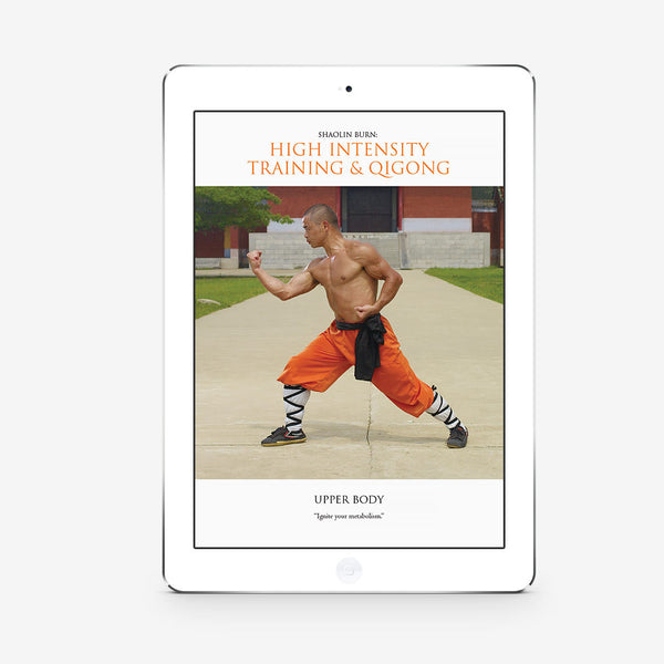 Shaolin Burn: High Intensity Training And Qigong: Upper Body (Download)
