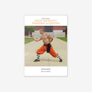 Shaolin Burn: High Intensity Training And Qigong: Upper Body - shifuyanlei.myshopify.com