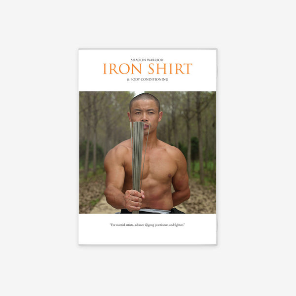 Iron Shirt and Body Conditioning – Shaolin Steel Jacket - shifuyanlei.myshopify.com