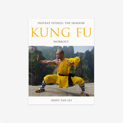 Instant Fitness: The Shaolin Kung Fu Workout – Book