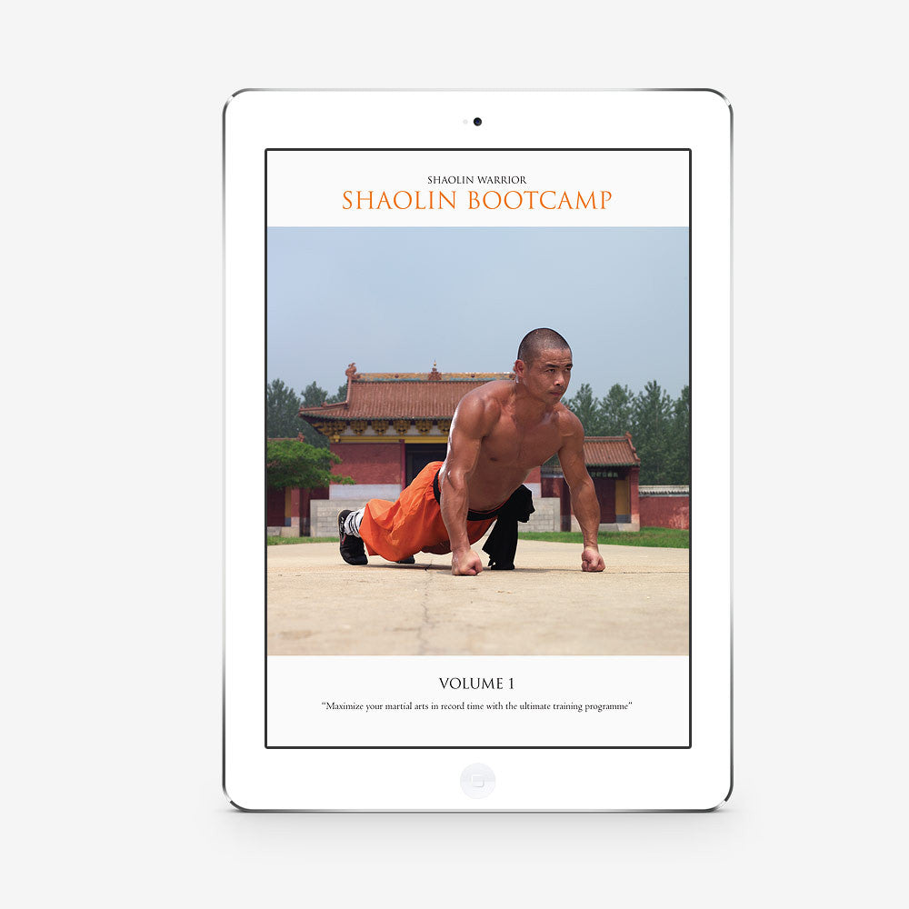 Shaolin Bootcamp Vol. 1 (Download) - shifuyanlei.myshopify.com