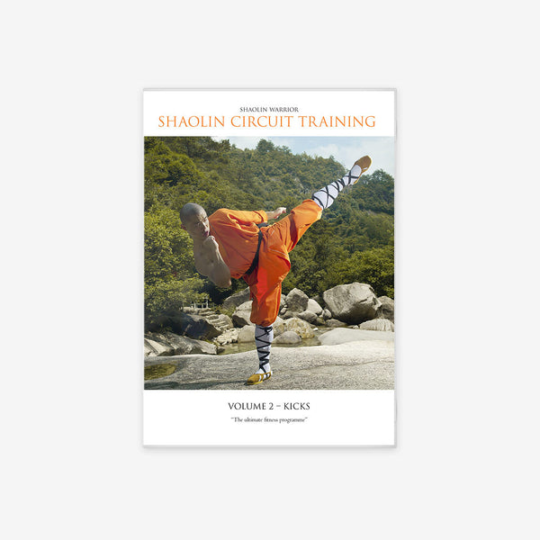 Shaolin Circuit Training Vol. 2 – Kicks