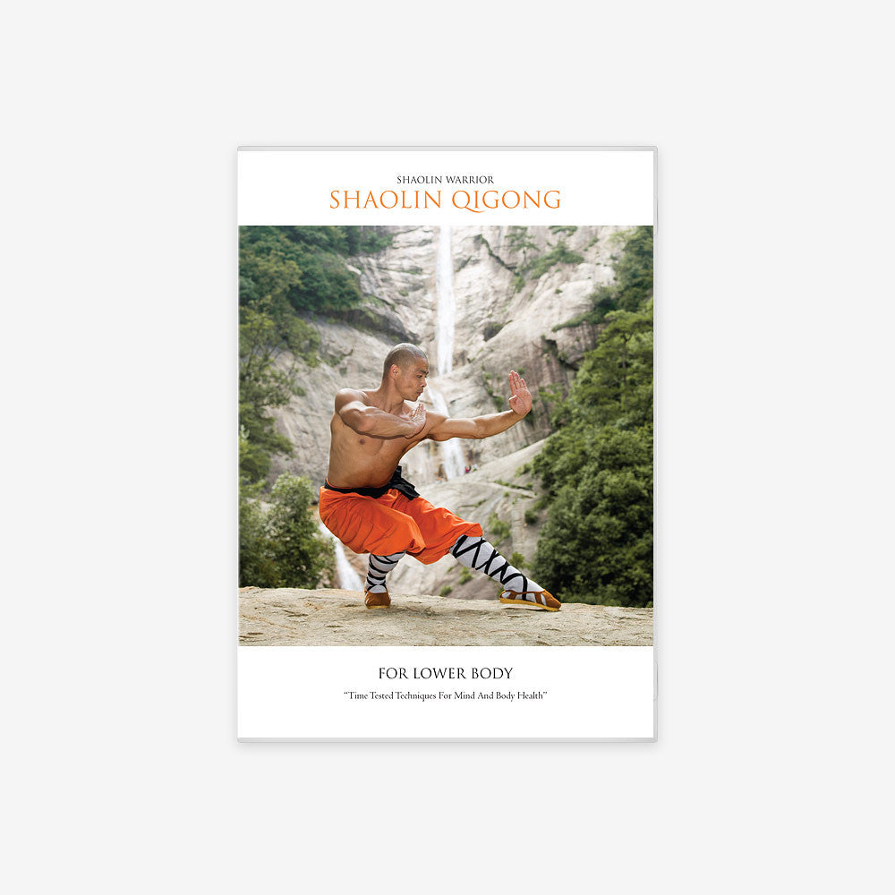 Shaolin Qigong For Lower Body - shifuyanlei.myshopify.com