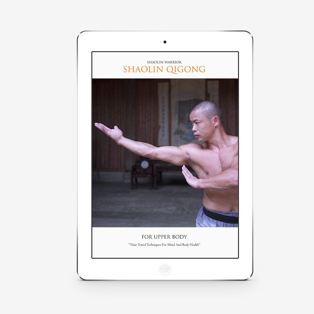 Shaolin Qigong For Upper Body (Download) - shifuyanlei.myshopify.com