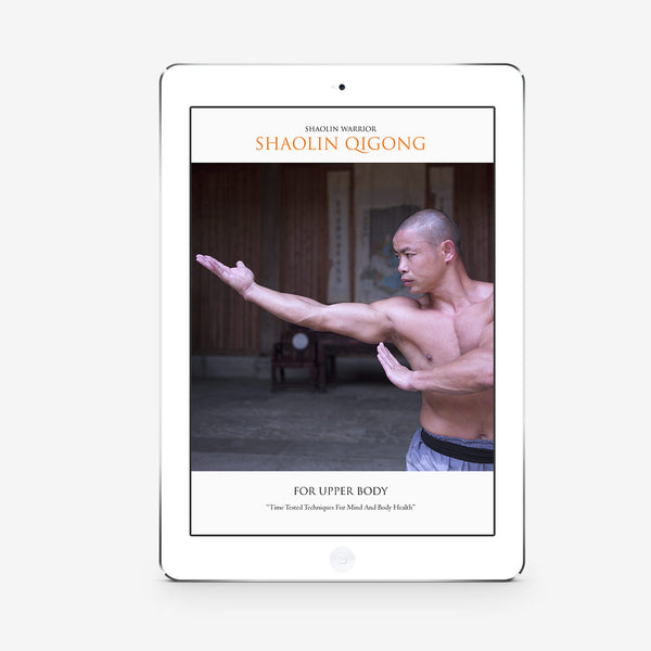 Shaolin Qigong For Upper Body (Download)