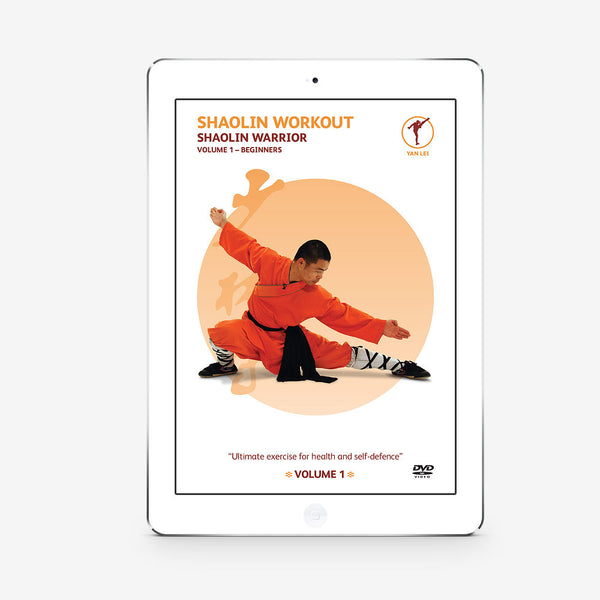 Copy of Shaolin Workout Vol. 1 – Beginners (Download)