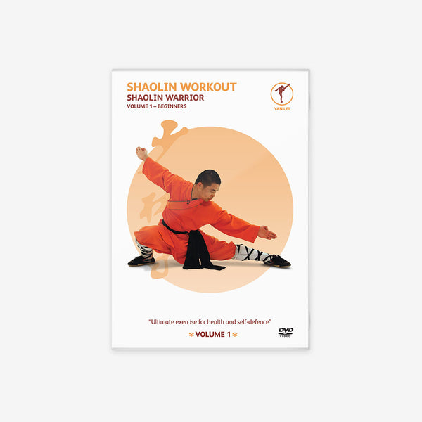 Shaolin Workout Vol. 1 – Beginners - shifuyanlei.myshopify.com