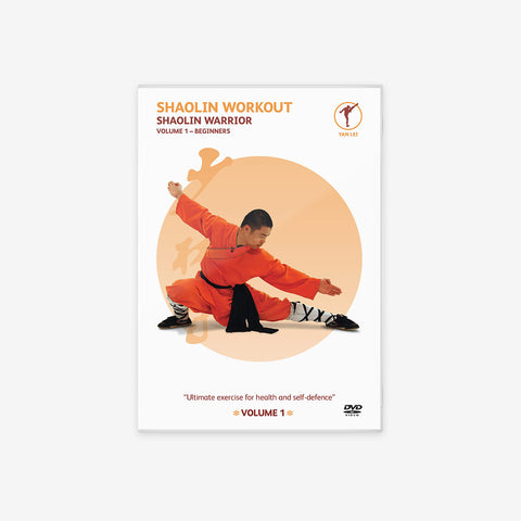 Shaolin Workout Vol. 1 – Beginners