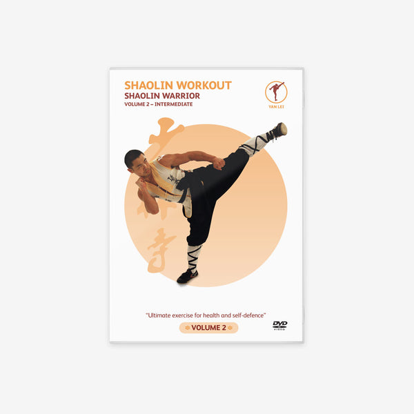 Shaolin Workout Vol. 2 – Intermediate