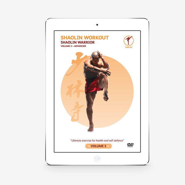Shaolin Workout Vol. 3 – Advanced (Download) - shifuyanlei.myshopify.com