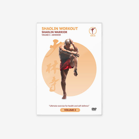 Shaolin Workout Vol. 3 – Advanced