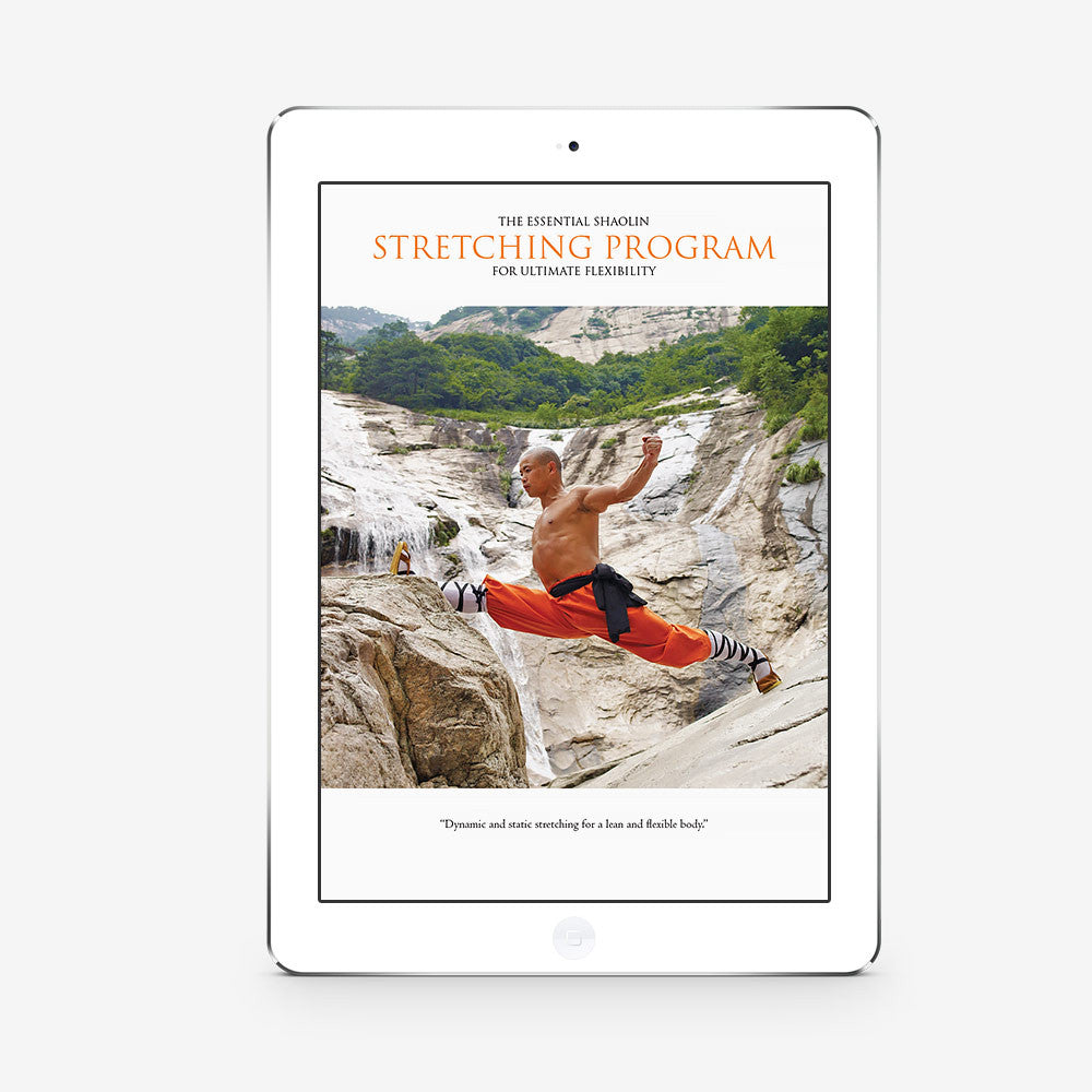 The Essential Shaolin Stretching Program For Ultimate Flexibility (Download) - shifuyanlei.myshopify.com