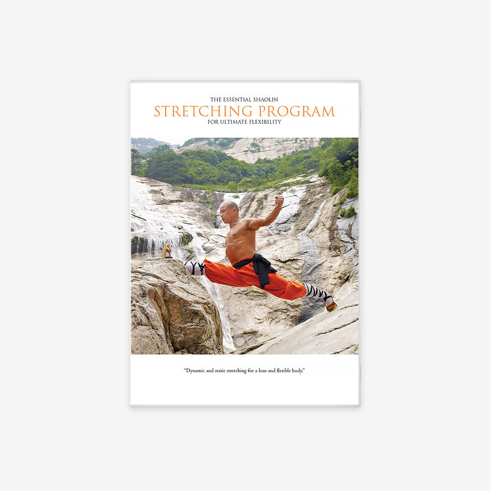 The Essential Shaolin Stretching Program For Ultimate Flexibility - shifuyanlei.myshopify.com