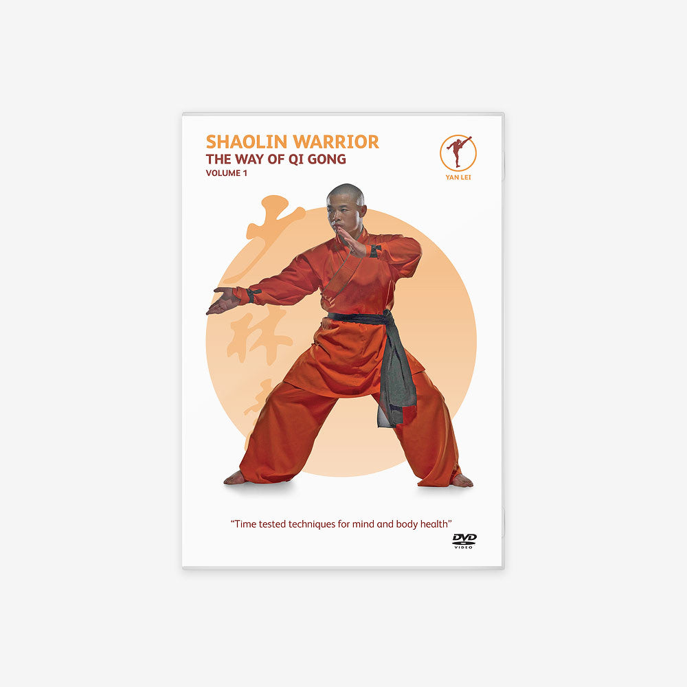 The Way Of Qigong Vol. 1 - shifuyanlei.myshopify.com