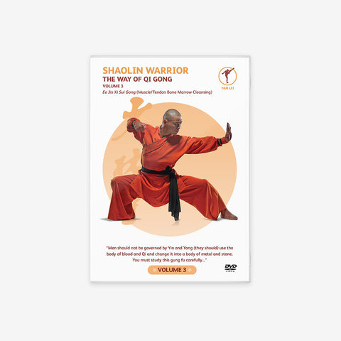 The Way Of Qigong Vol. 3