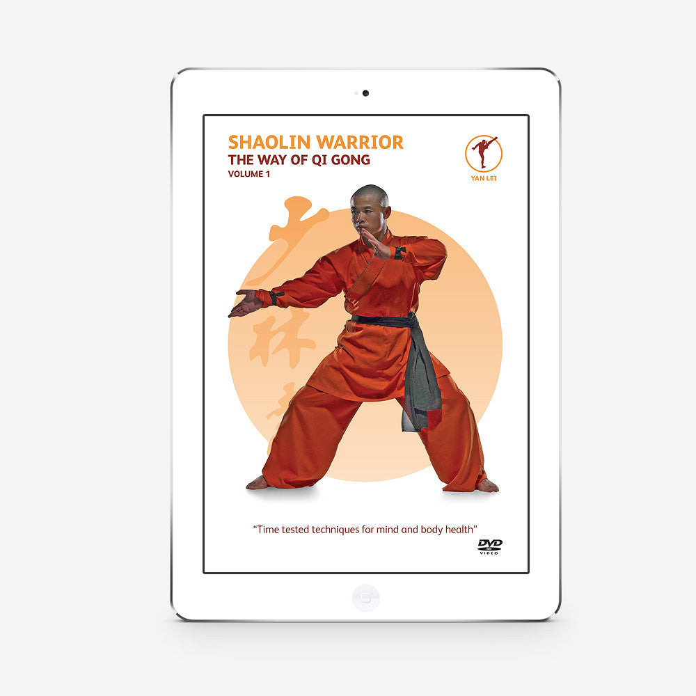 The Way Of Qigong Vol. 1 (Download) - shifuyanlei.myshopify.com