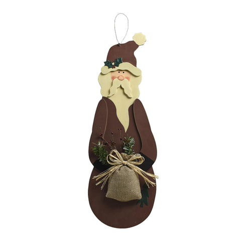 Primitive Holiday Character Hangers - Holt Bros. Mercantile  - 2
