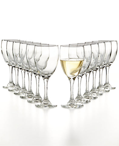 Open Stock Barware:  White Wine Glasses - Holt Bros. Mercantile
