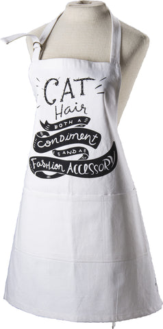 Cat Hair Apron - Holt Bros. Mercantile