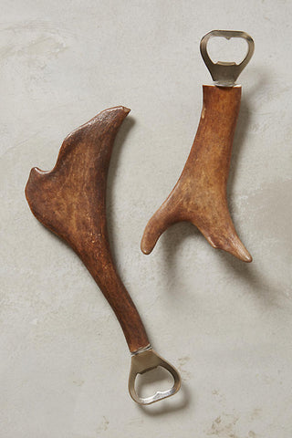 Antler Bottle Opener - Holt Bros. Mercantile  - 1