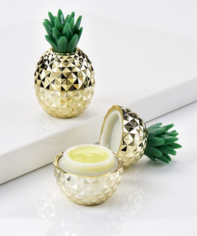 Pineapple Design Lip Gloss
