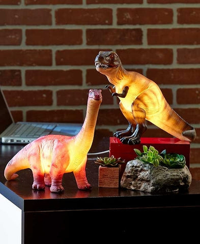 Dinosaur Table Lamps - Holt Bros. Mercantile  - 1
