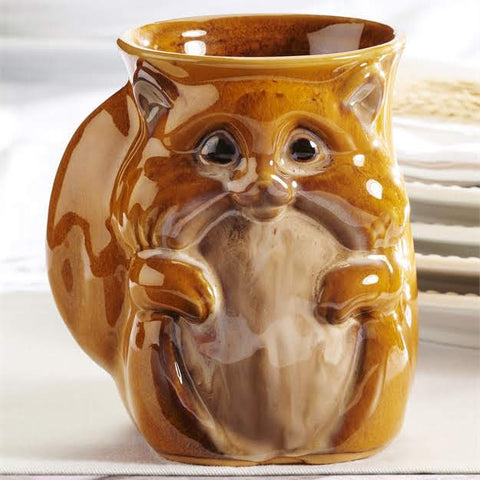 Chipmunk Hand Warmer Mug