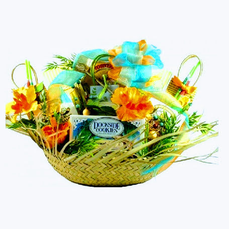 Caribbean Happy Hour Gift Basket