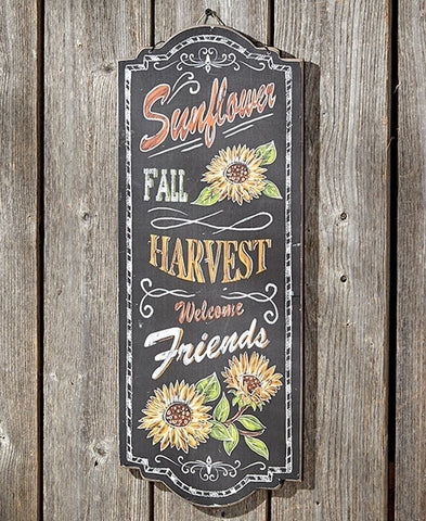 Harvest Sunflowers Wall Art - Holt Bros. Mercantile