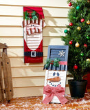 Country Holiday Wooden Shutters
