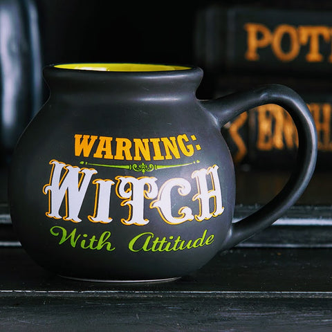 Witch's Cauldron Mug
