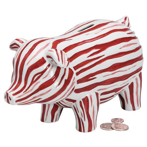 Bacon Piggy Bank - Holt Bros. Mercantile