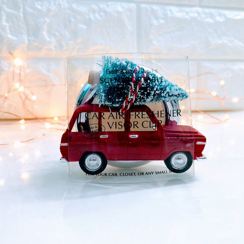 Christmas Vacation Car Scent Clip