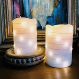 Dual Setting Flickering LED Candles