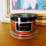 Slatkin Halloween 4-Wick Candles
