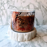 Woodland Bears Candle Pedestal Holder