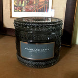 Slatkin Hobnail-Glass 4-Wick Candles