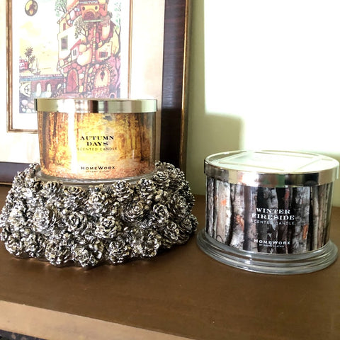 Harry Slatkin 4-Wick Candles