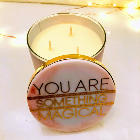 You Are Magical Candle Lid Magnet Cover