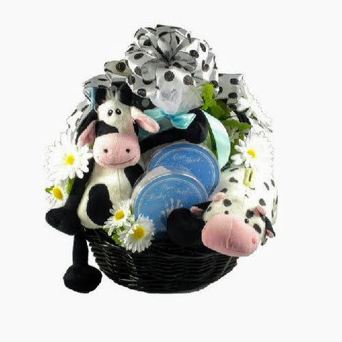 Barnyard Friends Childrens Gift Basket
