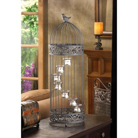 Birdcage Votive Luminary - Holt Bros. Mercantile