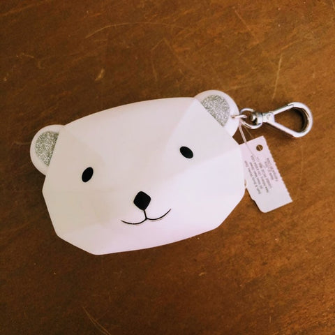 Polar Bear Coin Pouch