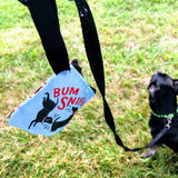 Bum Sniffer Pet Waste Bag Pouch