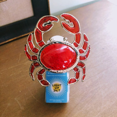 Dungeness Red Crab Fragrance Plug