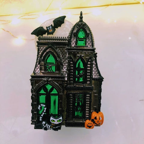 Halloween Haunted House Fragrance Plug