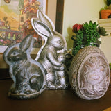 Vintage Easter Chocolate Candy Molds