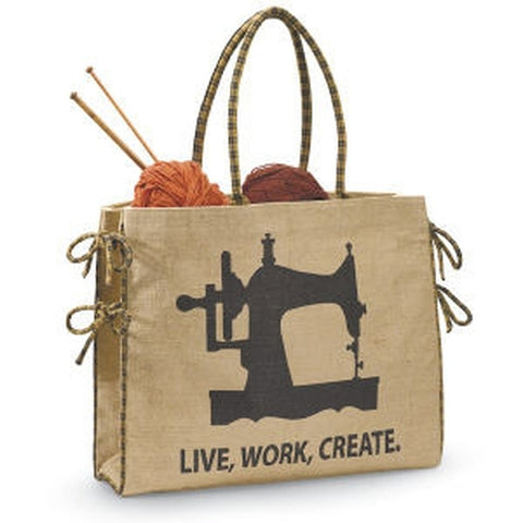 Sewing Machine Market Bag - Holt Bros. Mercantile