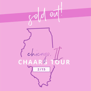 CHICAGO, IL | CHAARG TOUR
